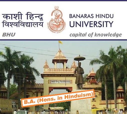 BA Hons in Hinduism