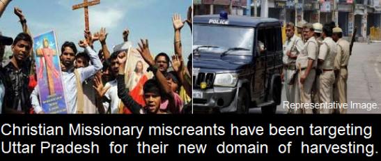 Missionaries target Uttar Pradesh